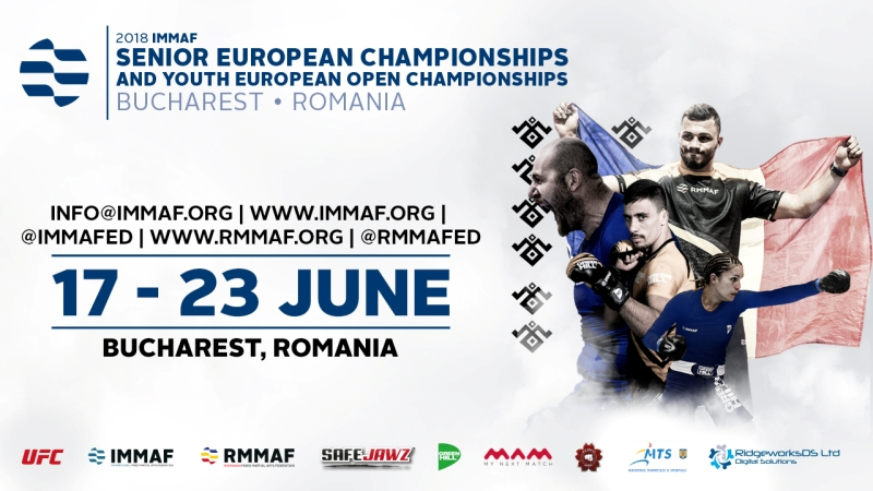 2018 IMMAF Senior & Youth European Open Championships