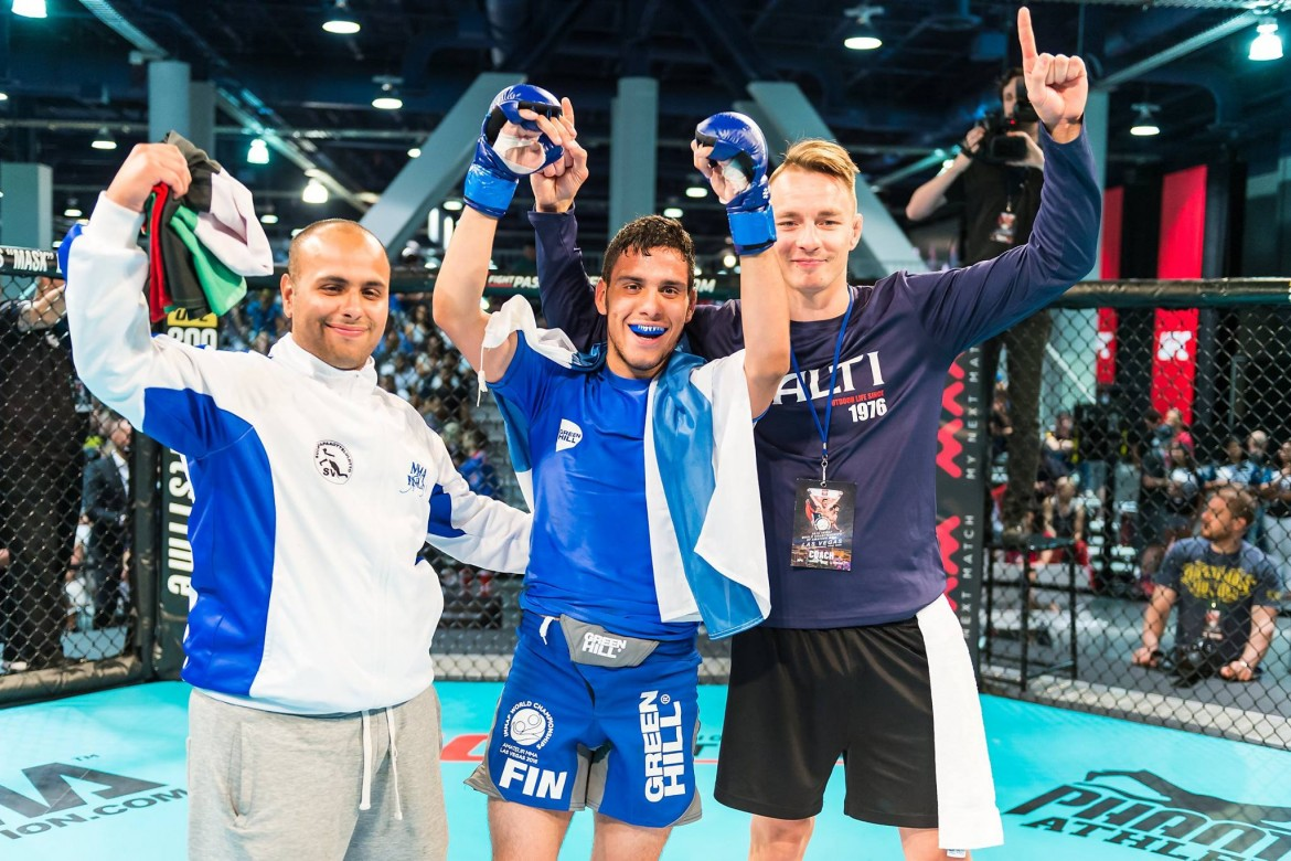 World Champion IMMAF prodigy Abdul Hussein joins Brave Combat Federation