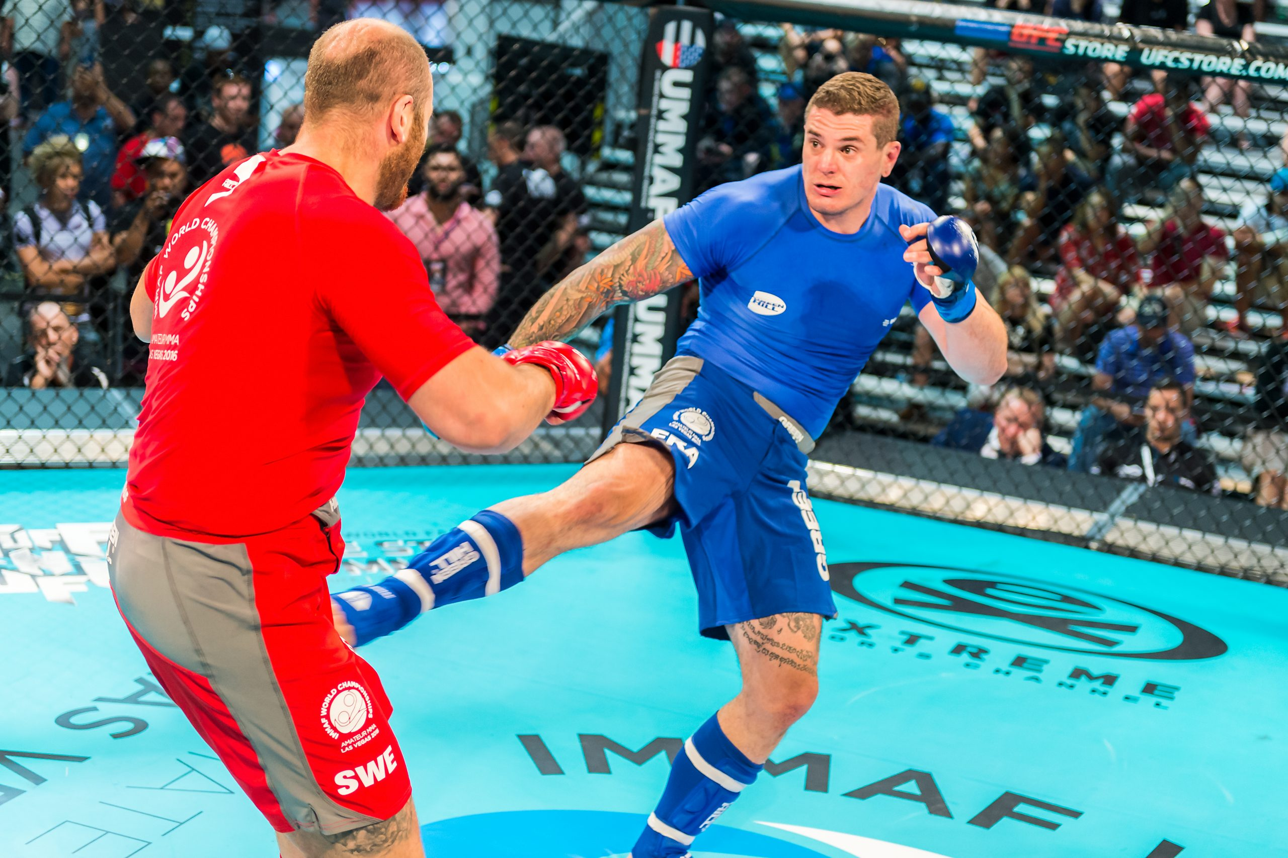 GUICHARD HEADS FRENCH PROSPECTS AGAINST BACKDROP OF POLITICAL BATTLE OVER MMA IN FRANCE
