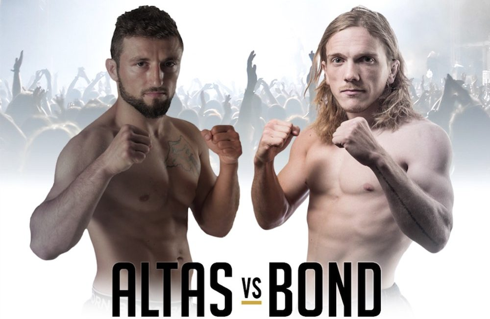 Altas vs. Bond, IMMAF World Champion meets fellow European gold medalist in pro bout