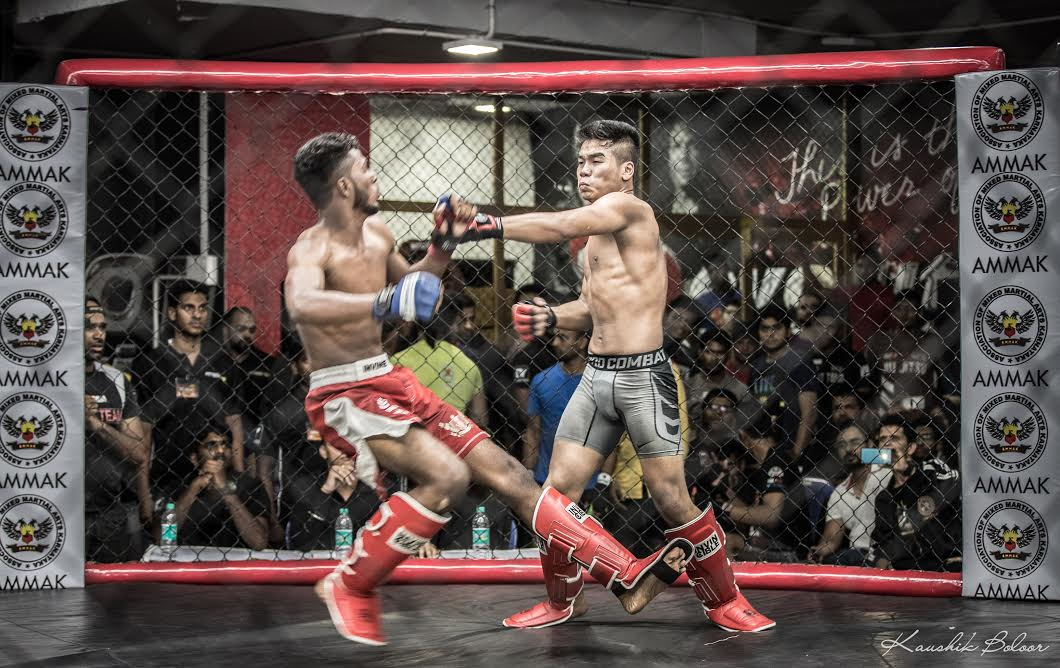 2016 Bangalore Open: 200 competing athletes showcase the growth of MMA in India