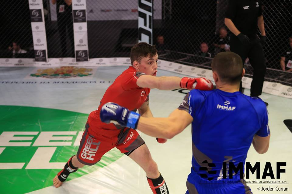 Promising UK trio go for gold at 2017 IMMAF Asian Open