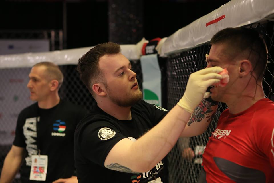 Cutman Diary: 'Epinephrine is a PED yet it's given the blind eye'