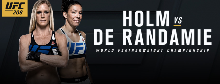 Preview - UFC 208: Holm vs. de Randamie