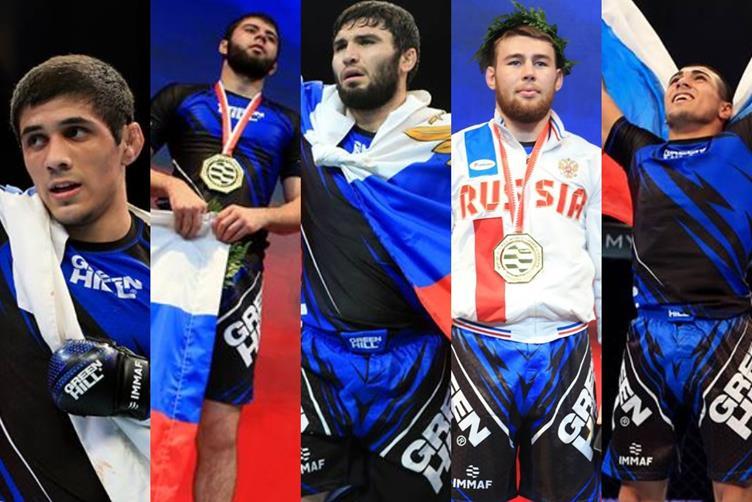INTENSE NATIONAL CHAMPIONSHIPS TEST AWAITS RUSSIA'S AMATEUR MMA WORLD CHAMPIONS