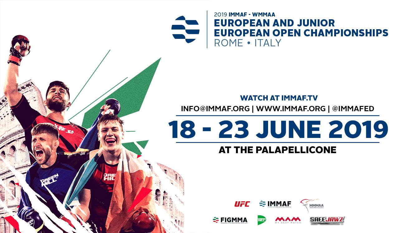2019 European Open Championships