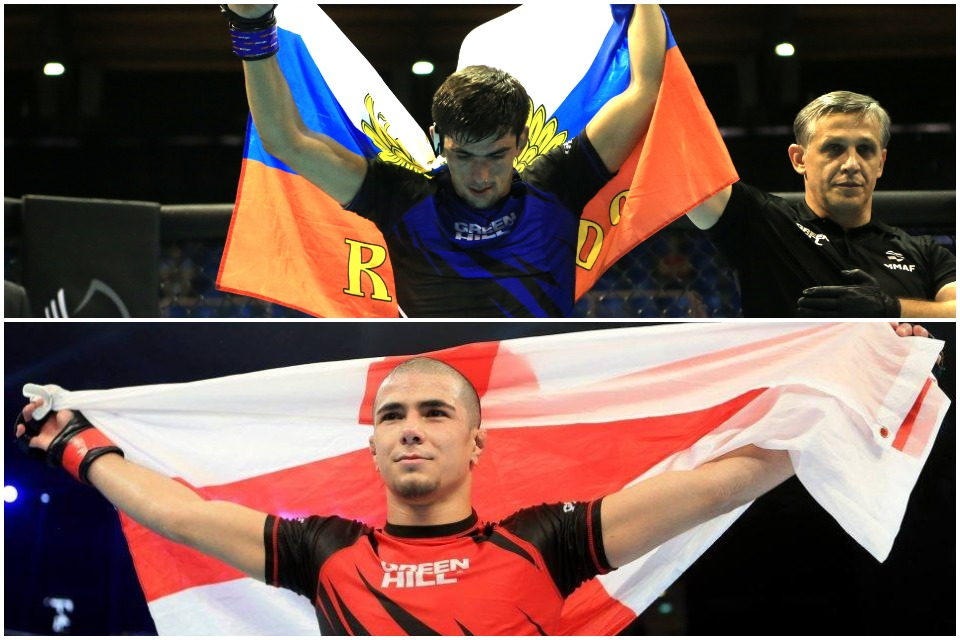 Russia and England Take Lead in Junior MMA World Rankings