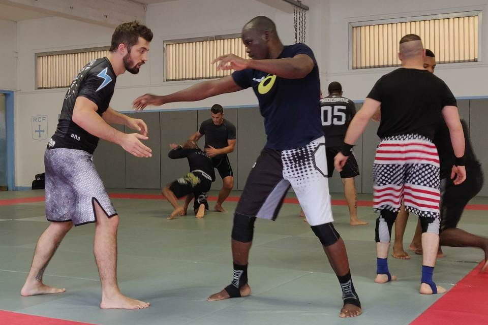 Coaches Prepare for MMA's Legalisation in France