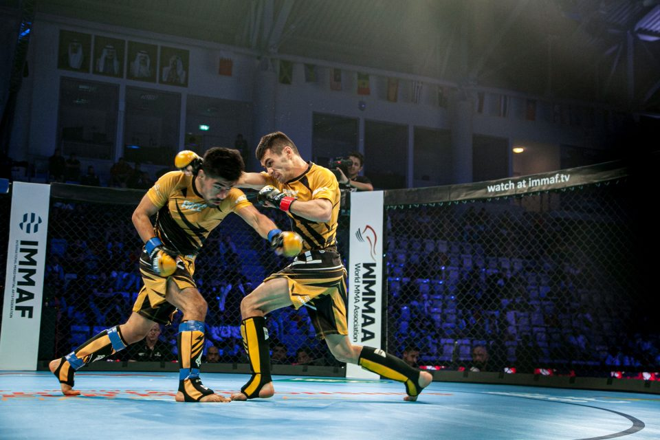 Unparalleled IMMAF Standards Lead The Way in MMA Event Safety