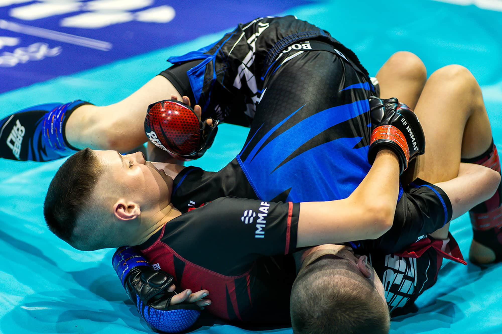 IMMAF Gradings mandatory for Youth Championships in 2021 & beyond
