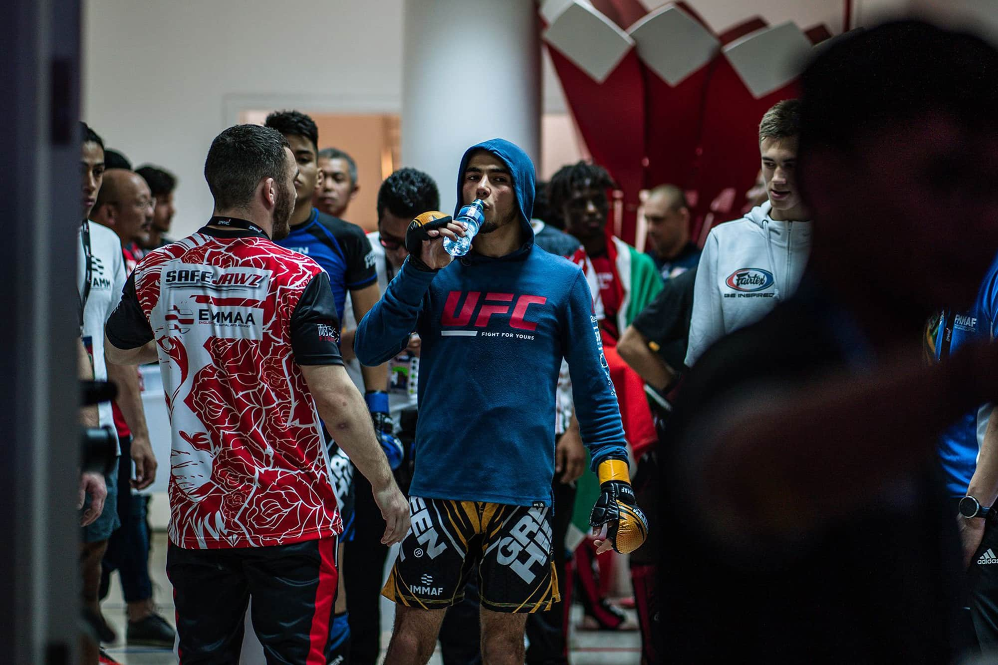 IMMAF Athletes Commission sets objectives to support pro MMA transition