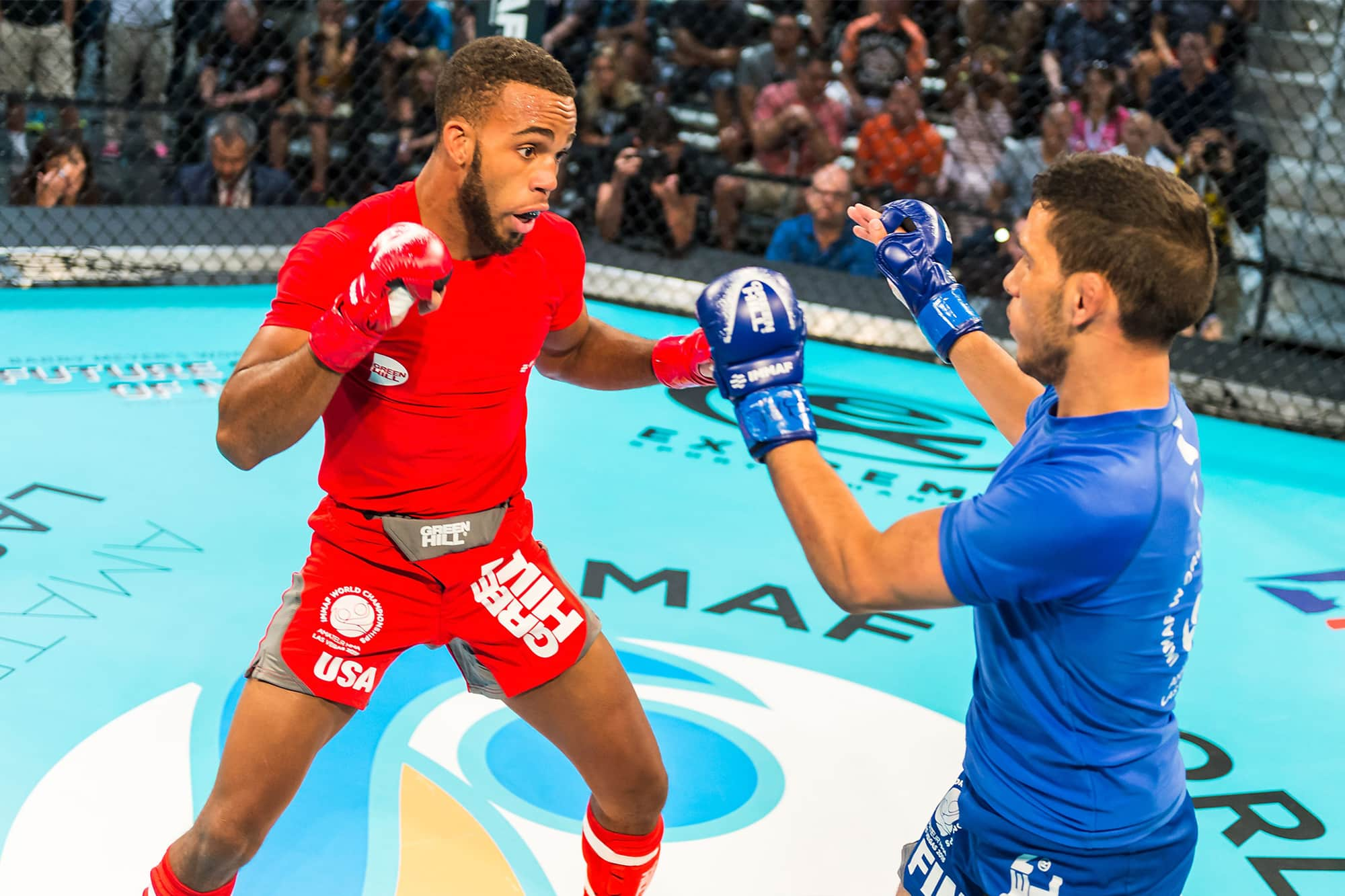 IMMAF US standout David Evans blazes a trail in the pros