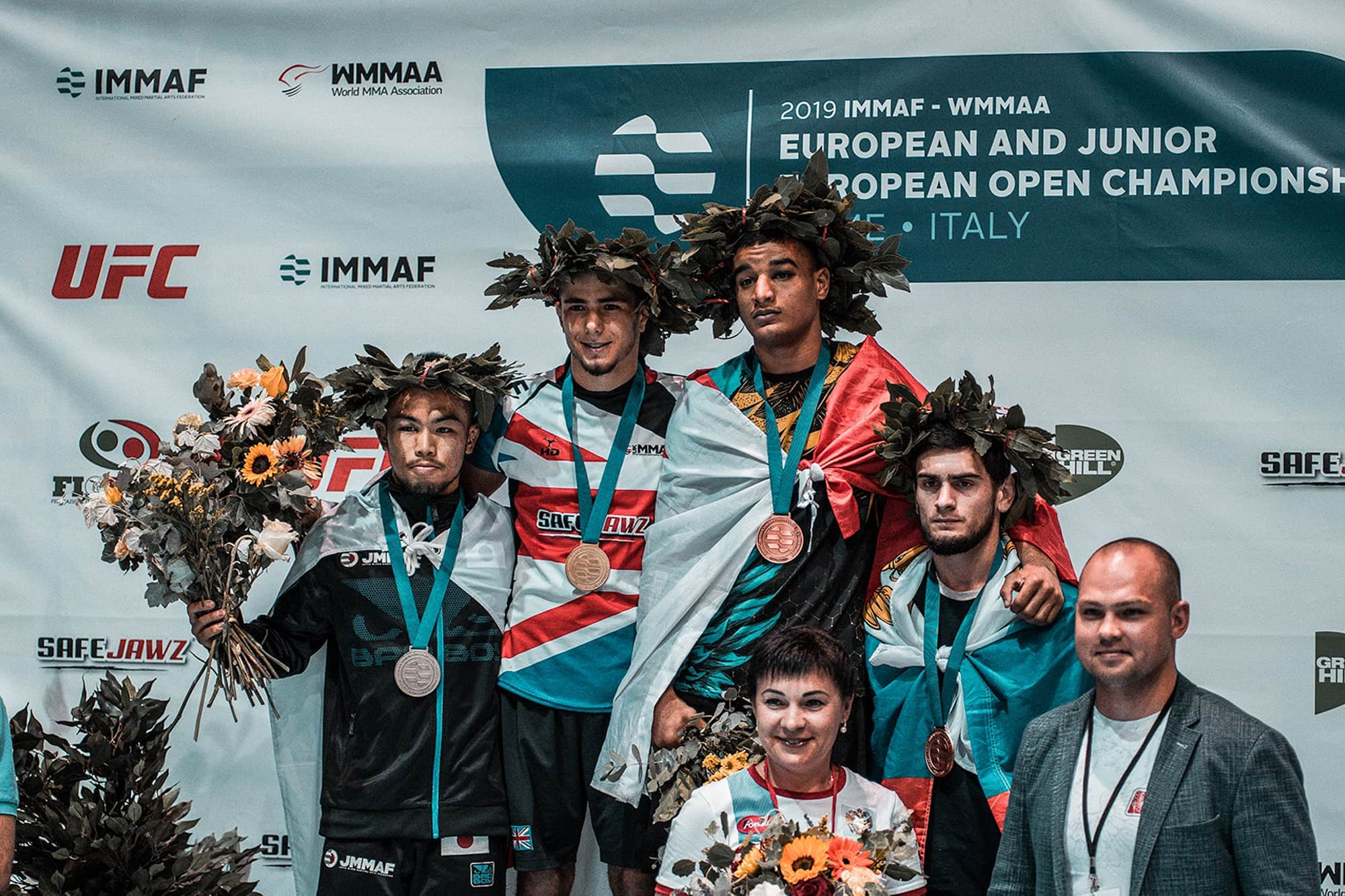 Back to the future at the IMMAF Europeans