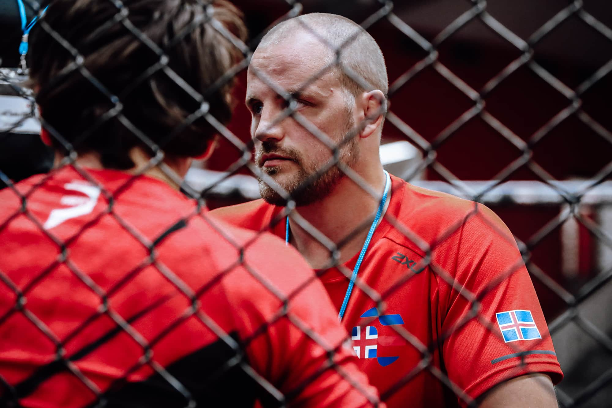 Gunnar Nelson pleased with Prague opportunity for Iceland's amateur talent