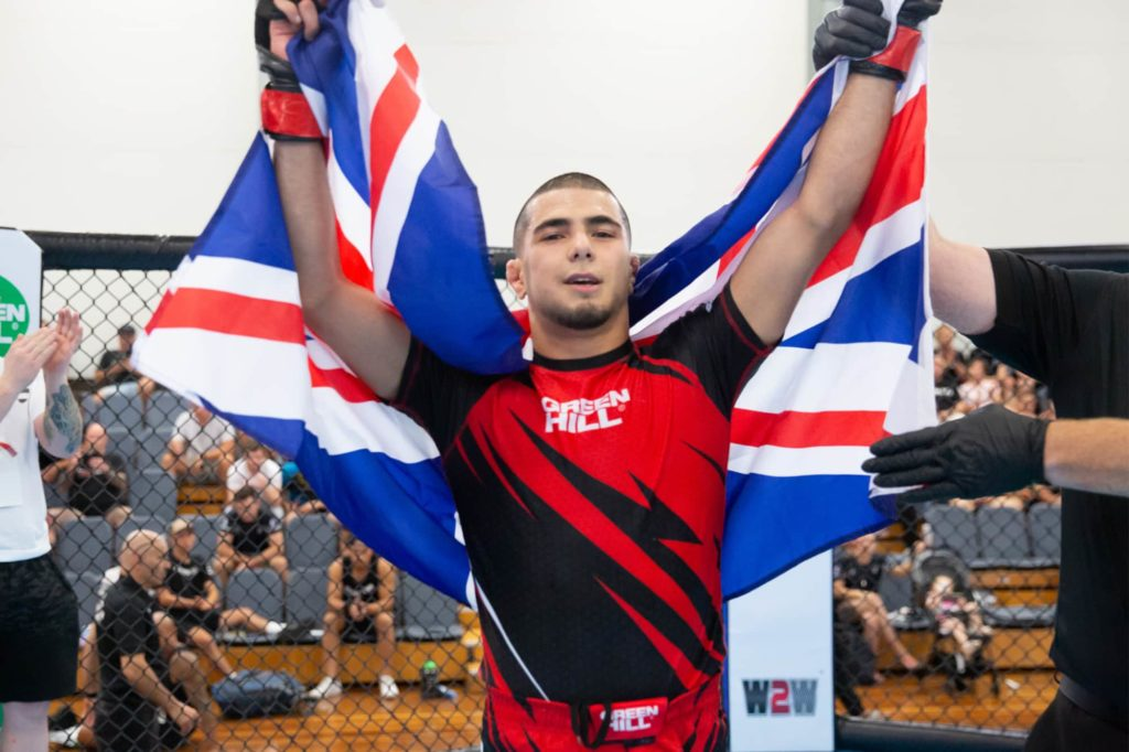 Two IMMAF star alumni are back, with Mokaev and Sola looking for wins this weekend in Brave CF 54