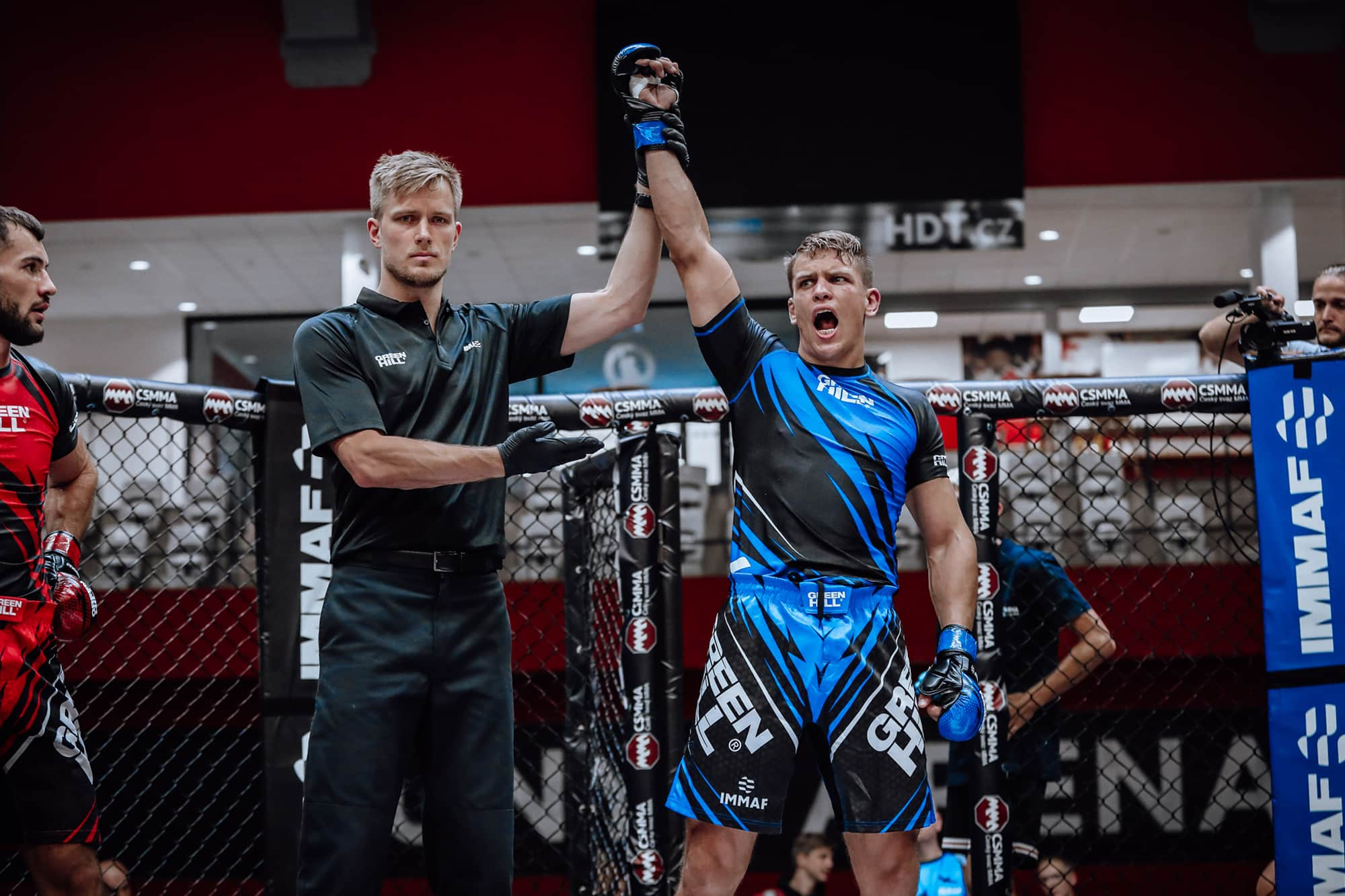 IMMAF World Cup Prague Day 1 Roundup